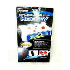 """Triumph Sports 20"""" Lumen-X Air Hockey Tabletop Game LED Christmas Gift Party"""