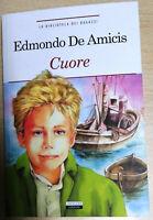 CUORE Edmondo De Amicis Crescere Edizioni IL LIBRO NUOVO