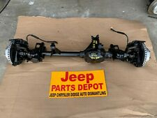 1997 - 2001 Jeep Cherokee Front Differential High Pinion 3.55 Ratio Dana 30 Oem