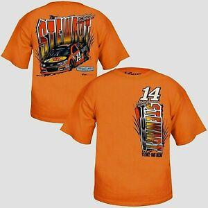Tony Stewart #14 Nascar Orange Epic Youth  Shirt, X-Small