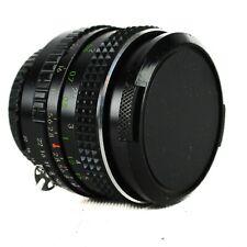 Minolta Albinar ADG 28mm F28mm Lens 52mm 1:28 214876