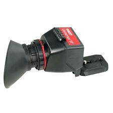 """Filmcity Camera Viewfinder 3"""" to 3.2"""" LCD for DSLR DV Canon Nikon Sony Panasonic"""