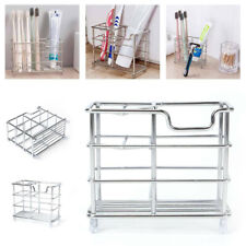 Electric Toothbrush Holder Stand Set Shelf Bathroom Toothpaste Storage Rack UK*