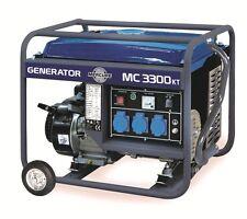 Groupe électrogène 2800 Watts MERCURE 3300KT - FRANCE - LIVRE SOUS 48/72H