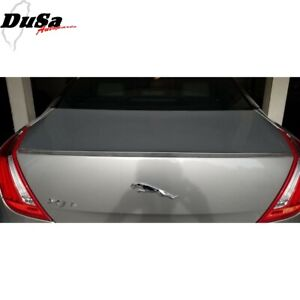 Stock SV Rear Trunk Spoiler Wing For 09~13 Jaguar XJ XJ-L 14~17 XJR Sedan Sedan