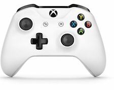 Microsoft Xbox One S White Wireless Bluetooth Controller Free Shipping