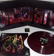 wicked city comic con 2015 red vinyl soundtrack anime manga horror mondo