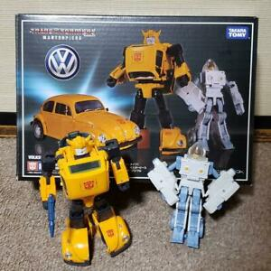 Transformers Masterpiece MP-21 Bumble Figure Japan Anime Toy Free Ship