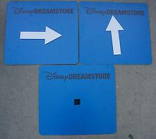 Lot Disney Prop D23 Dream Store Arrow Sign Dreamstore 2015 Disneyland B