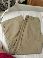 Cargos Plus Size Mid Rise 32L Trousers for Women
