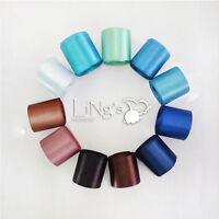 Blue Series Multiple-Sizes Satin Ribbon Wedding Party Favor Decoration Bow Gift
