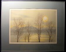 Tousignant S/N Hand signed low numbered framed print