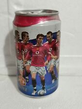 rare china  pepsi cola Manchester United, Premier League  can empty