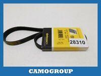 Belt Service V-Ribbed Belt Fiat Ducato Lancia Dedra Peugeot Boxer 5PK1080