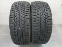 2x Winterreifen Bridgestone Blizzak LM001 225/40 R18 92V / DOT 3416
