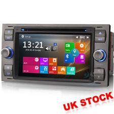 GPS Navigation Autoradio DVD Bluetooth Ford Mondeo Focus C/S-Max Fiesta Transit