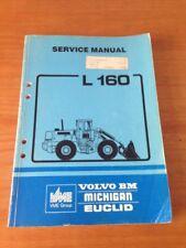 Volvo BM L160 Service Manual