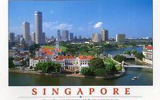 SINGAPORE - Empress Place - c1980's - Original Real Photo Postcard (500M)