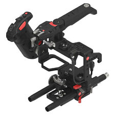 JTZ DP30 DSLR Cage Shoulder Handle Baseplate for SONY A7R A7S A7 II A7RII Cinema