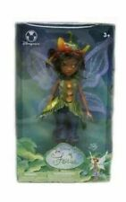 DISNEY STORE EXCLUSIVE DISNEY FAIRIES LILY DOLL NEW FACTORY SEALED RETIRED FAIRY