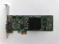 DOPPIO MONITOR Matrox G550 32MB PCIe x1 G55-MDDE32LPDF WINDOWS 7 & 8 DVI
