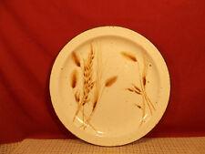 "Midwinter China Wild Oats Pattern Dinner Plate 10 3/8"""
