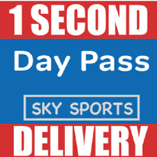 Now TV Sky Sports Day Pass - Instant dispatch