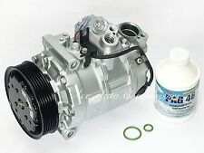 eA/C Compressor Fits Audi A4 A6 / A4 A6 Quattro With One Year Warranty.