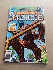 Weird Western Tales : Scalphunter 51 .  DC   1979 -   VG / FN
