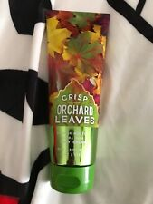 Bath and Body Works Body Cream 8 oz~Crisp Orchard Leaves New