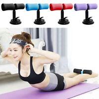 KQ_ Adjustable Gym Workout Abdominal Machine Exercise Sit-ups Fitness EquipmentB