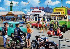 Ravensburger Happy Days - Brighton 1000pc Jigsaw Puzzle 19529