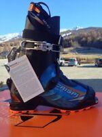 Crispi Enigma scarponi da scialpinismo 3 ganci in carbonio dynafit ski alp boot