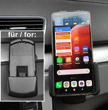 VW Handyhalterung 68-92mm Smartphone holder Aufnahme Konsole Adapter Ladeschale