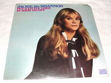 "Jackie DeShannon ""Put A Little Love In Your Heart"" 1969 Pop LP,SEALED!, Original"