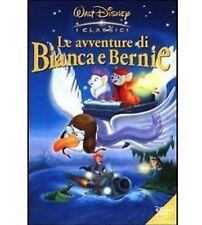 DISNEY DVD Le avventure di Bianca e Bernie