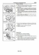 Manuel d'atelier Nissan Patrol Y61 - 1998 - 2005 en Français sur CDRom