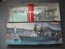 Vintage DML DRAGON Model Kit USS INGERSOLL ABL Destroyer 1:350 scale Mint in box