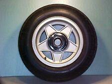 Ferrari 365 Wheel Rim_Michelin Tire_Hub_Trim Ring Daytona CHROMODORA GTB4 365BB