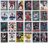 NHL Rookie RC Parallel SP Numbered Cards - Choose From List - Artifacts Platinum