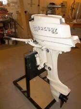 Collector Mercury Outboard Motor 22 HP Mark 28AD