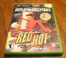 Xbox Outlaw Volleyball Red Hot