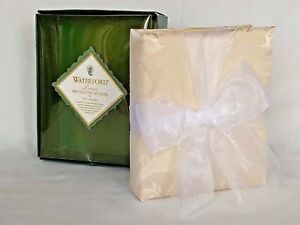 Waterford Linens Decorative Accents bridal photo album. New in box.