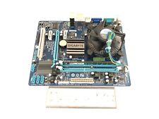 Gigabyte GA-G41MT-S2P REV 1.3 LGA775 Motherboard + Dual Core CPU + 2GB DDR3 RAM