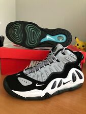 New Nike Air Max Uptempo 97 Pippen More Gray 360 Foamposite Penny Retro OG Sz 13