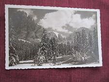 AK Ortisei Gruppo del Sassolungo 1939 Val Gardena Bolzano Dolomiten     2015