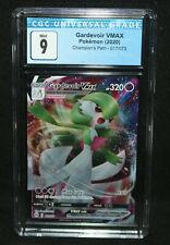 Pokemon Gardevoir VMAX Champion's Path 17/73 (CGC Mint 9) 2020