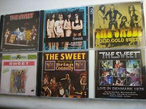 THE SWEET CD zum Aussuchen  SLADE  GLAM_ROCK  T.REX GARY GLITTER SUZI QUATRO MUD