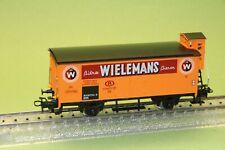 M&B Marklin HO 4680 Le # 88003 Boxcar with Bmc Wielemans Bier   Belgium XXRare