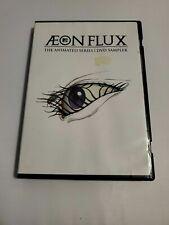 Aeon Flux Dvd Sampler (Mtv Animated Series) Used